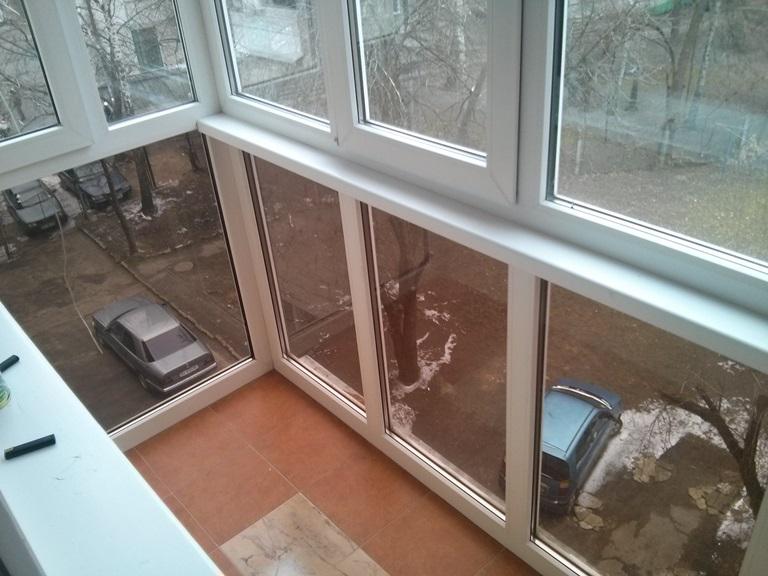 Тонировка стекол балкона своими руками 47