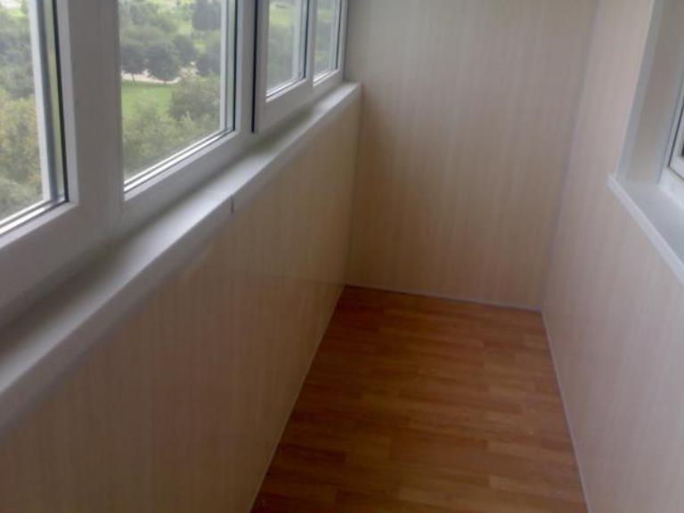 внутренняя отделка балконов в житомире