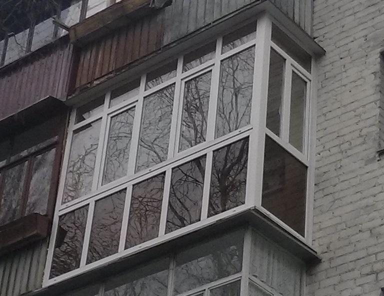 балкон во весь рост в житомире