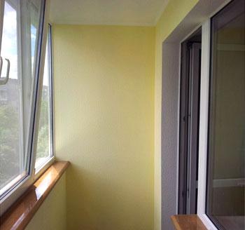 балконы под ключ в Житомире