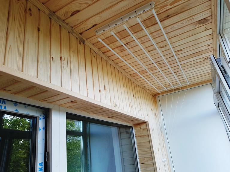 обшивка балкона снаружи житомир