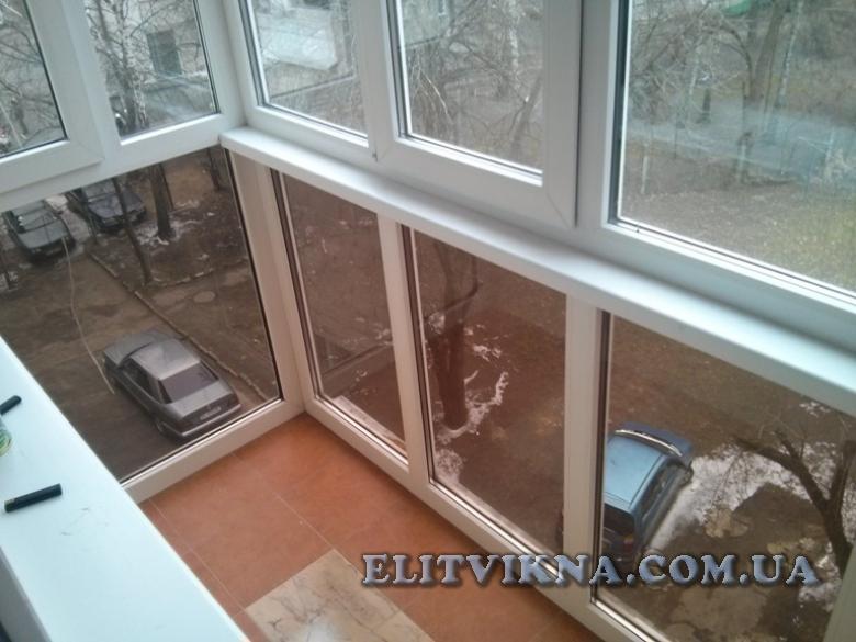 Тонировка стекол на балконе своими руками 47